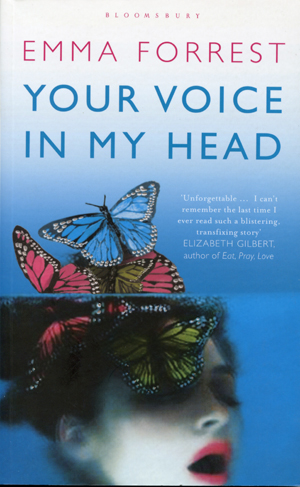 Book Cover: Your Voice in My Head