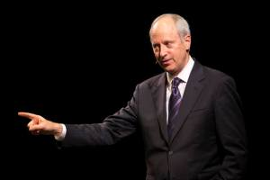 Michael Sandel at Sydney Opera House