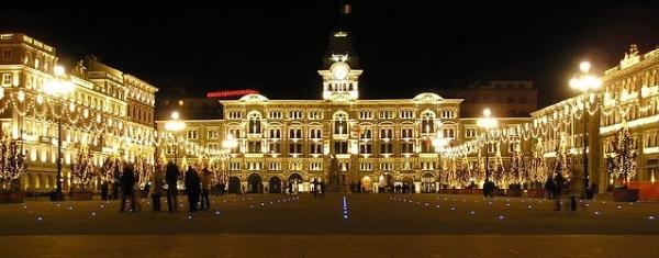 Piazza Unità, Trieste