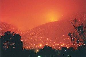 Canberra Bushfires 2003