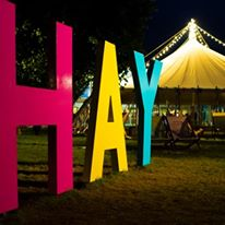 The Hay Festival Site