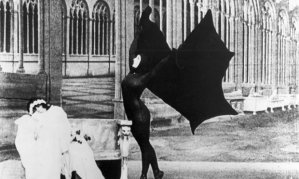 A Scene from Les Vampires