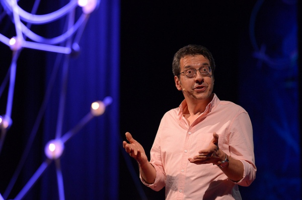 George Monbiot (photo: James Duncan Davidson, cc licence)