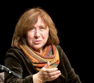 Svetlana Alexievich (Photo: Elke Wetzig, CC licence)