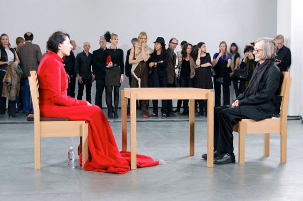 Marina Abramović, The Artist is Present
